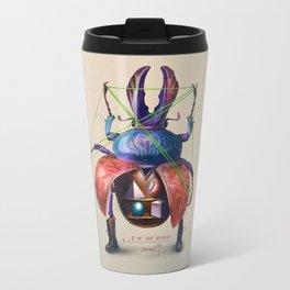 Beetle stunt Travel Mug