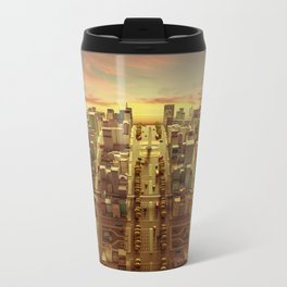 Argentine Metal Travel Mug