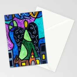 Fragmented Angels #070 Stationery Cards