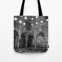 Luces y sombras Tote Bag