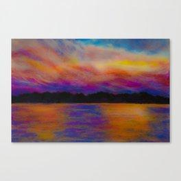 Dreaming of Lake Norman Canvas Print