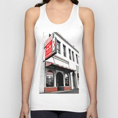 Old school Pho Unisex Tank Top