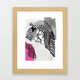 Oversized Framed Art Print