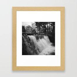 Poughkeepsie Framed Art Print