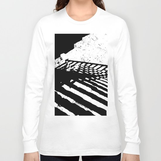 Steps and Shadows Long Sleeve T-shirt