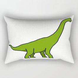Girafe préhistorique Rectangular Pillow