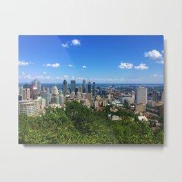montreal • photography Metal Print