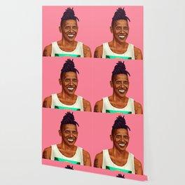 Hipstory - Barack Obama Wallpaper