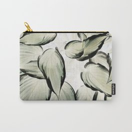Leaf Whorl Carry-All Pouch