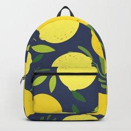 Freshly Picked Lemon Backpack