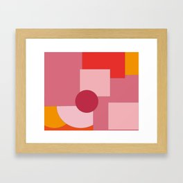 rothkoko Framed Art Print