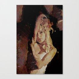 Constant Canvas Print