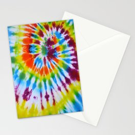 Tie Dye 008 Stationery Cards