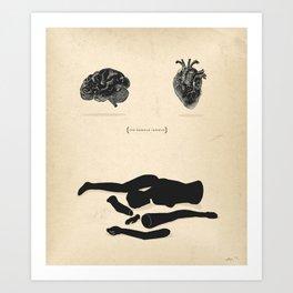 Essense Remains Art Print