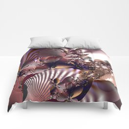 Abstract anticipation Comforters