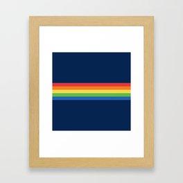 Vintage T-shirt No3 Framed Art Print