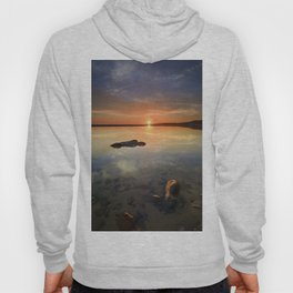 """Sun at the beach"" Hoody"