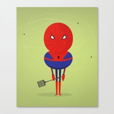 My bug hero! Canvas Print