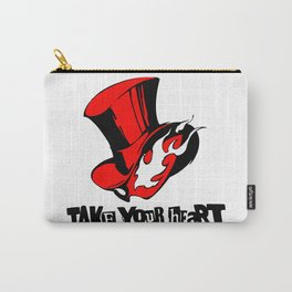 Take Your Heart Carry-All Pouch