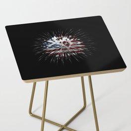 Joshua Tree Americana by CREYES Side Table