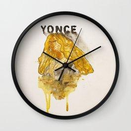 Formation I Wall Clock