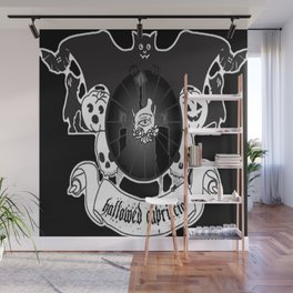 Hallowed Capriccio logo Wall Mural