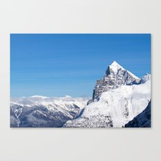 Rocky Mountain - Roger's Pass, BC Canvas Print