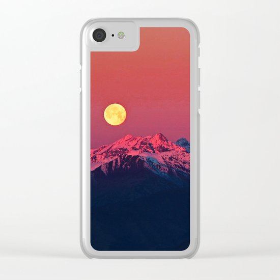 In The End #society6 #prints Clear iPhone Case