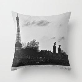 Parigi Throw Pillow