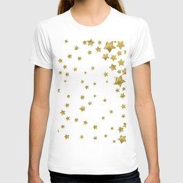 Starry Magic - White T-shirt