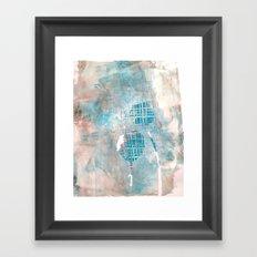 Poppyheads Framed Art Print
