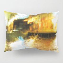 City Lights: Venice – Canal Grande – San Simeone Piccolo # 254 Pillow Sham