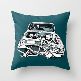Somethingwonderful Throw Pillow