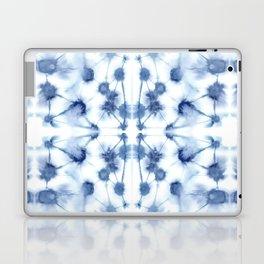 Mirror Dye Blue Laptop & iPad Skin