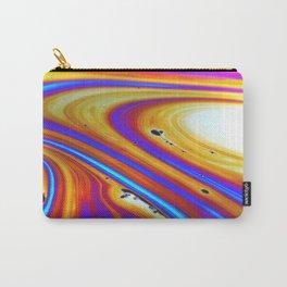 Soap Bubble Colors Carry-All Pouch