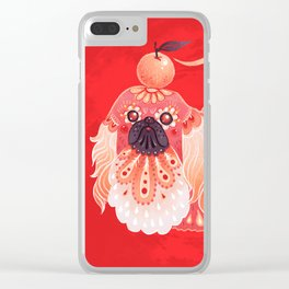 Year of the Dog 2018 Clear iPhone Case