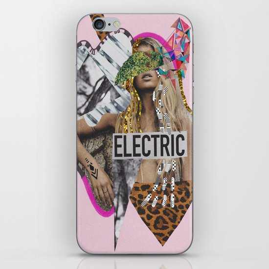 ELECTRIC FANTA-SIA  iPhone & iPod Skin