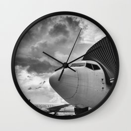 Cloud Rider Wall Clock