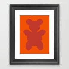 Ted Framed Art Print