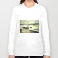 istanbul Long Sleeve T-shirts featuring  Istanbul by Baris erdem