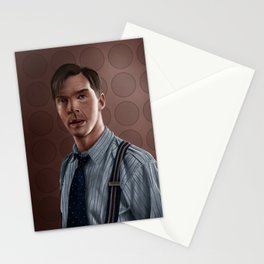 Alan Turing Stationery Cards