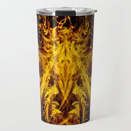 Deva Asura Gold Travel Mug