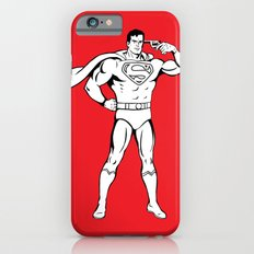 Faster Than A Speeding Bullet iPhone 6s Slim Case