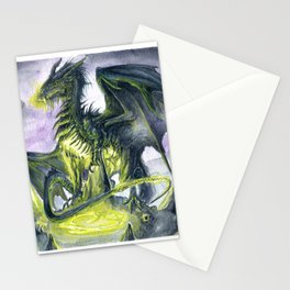 As Dusk Fell at the Standing Stones Stationery Cards