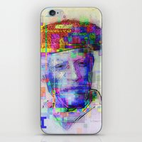 picasso iPhone & iPod Skins featuring Pablo Picasso by Steve W Schwartz Art