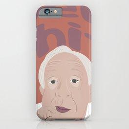 Leslie Jordan iPhone Case