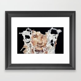 Consecrated Framed Art Print
