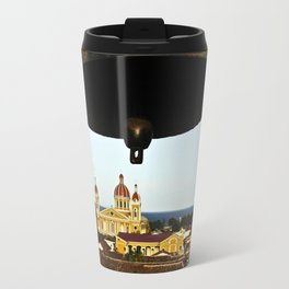Bell Tower View, Granada, Nicaragua Travel Mug