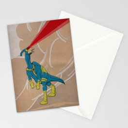 Paracyclophus - Superhero Dinosaurs Series Stationery Cards