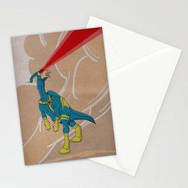 Paracyclophus - Superhero Dinosaurs Series Stationery Cards